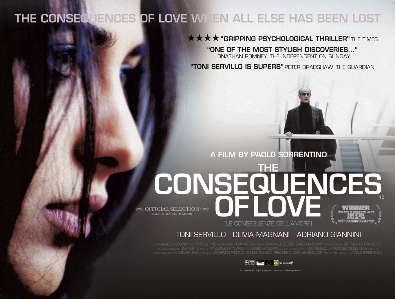 Are there any consequences of love 14